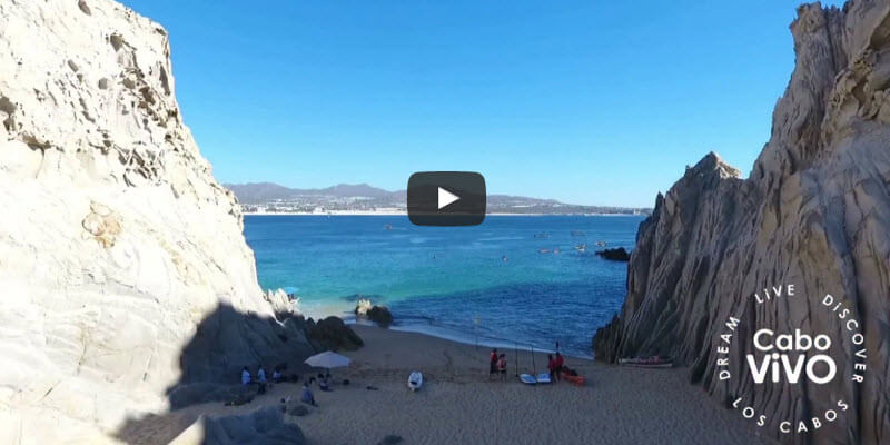 Top Five Beaches in Cabo San Lucas