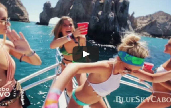 Cabo San Lucas Party Boat