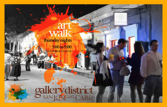 San Jose del Cabo Artwalk