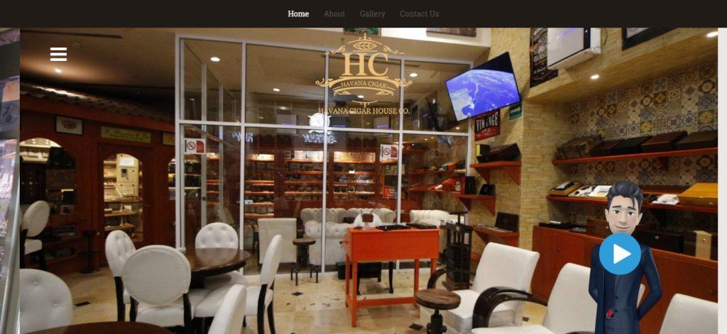 Cabo Cigar Lounge - Havana Cigar House