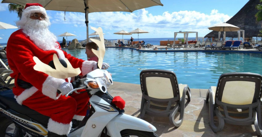 Why Santa Claus is Spending Christmas in Cabo